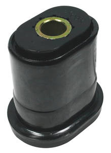 1965-70 Control Arm Bushing, Front Lower Rear, Oval; Bonneville/Catalina