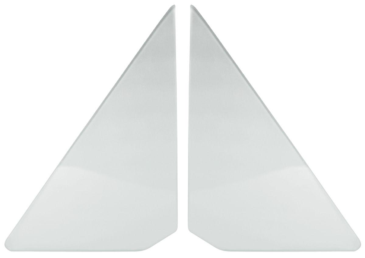 Photo of Vent Window Glass 2-Door Coupe/Hardtop (No Post)/Convertible green