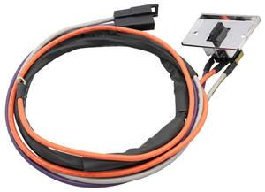 1968-1969 Cutlass Convertible Top Switch