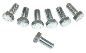 1964-77 Grand Prix Side Cover Bolts, 4-Speed