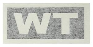 """1971 Cutlass Transmission Stencil """"WT"""" M-20/445"""