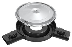 Cutlass/442 Air Cleaner Base & Lid, 1969 W-30/W-31