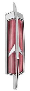 1968-1968 Cutlass Hood Emblem, 1968 Cutlass (Rocket)