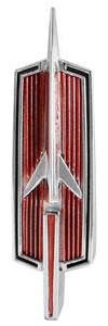 1968-1968 Cutlass Fender Emblem, 1968 Rocket