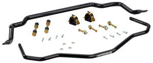 "1964-72 GTO Sway Bar, Sport Suspension 1-3/8"" Front (Tubular), 1"" Rear (Solid)"