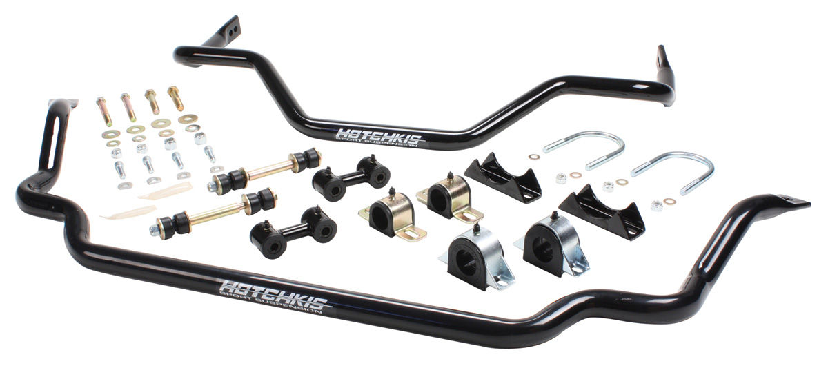 Hotchkis Monte Carlo Sway Bar, Sport Suspension (1-3/8