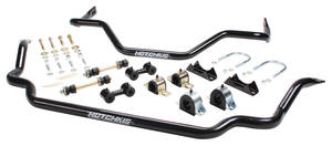 "1964-1971 Tempest Sway Bar, Sport Suspension 1-3/8"" Front (Tubular), 1-5/16"" Rear, by Hotchkis"