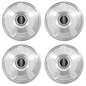 1966-1966 Cutlass Hub Caps, 1966 Cutlass Standard