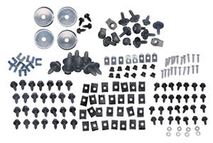 1966-1966 Cutlass Front End Fastener Kit