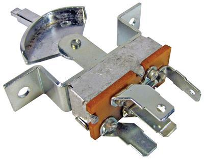 1970-72 Cutlass Blower Motor Switch (5-Prong), by GM