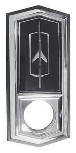 1976-1977 Cutlass Trunk Emblem, 1976-77 Cutlass Supreme Rocket