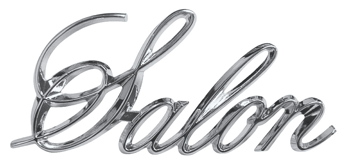 "Photo of Cutlass/442 Fender Emblem, 1973-77 ""Salon"" (Script)"