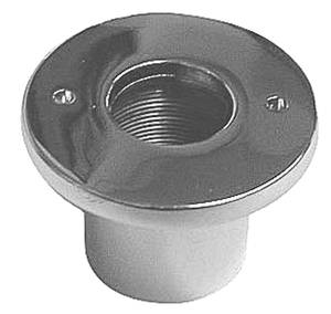 1961-69 Cutlass Antenna Chrome Nut (Power)