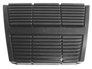 1973-1977 Cutlass/442 Brake & Clutch Pedal Pad (4-Speed) All