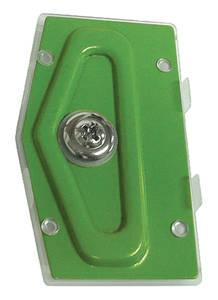 1970-1971 Cutlass Body Molding Clip Door Molding End Supreme