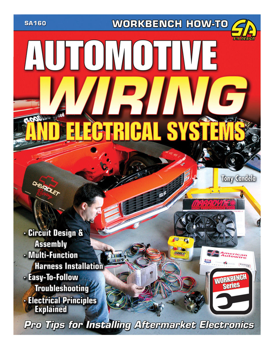 Photo of Automotive Wiring And Electrical Systems