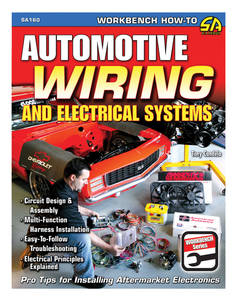 1959-1976 Bonneville Automotive Wiring and Electrical Systems