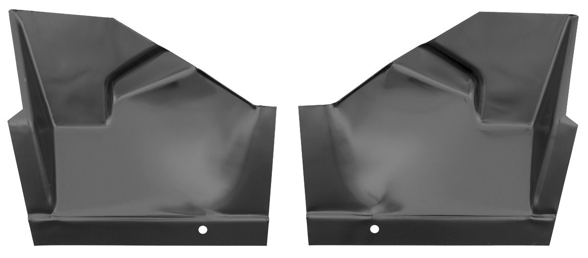 Photo of Cutlass/442 Package Tray Support Braces