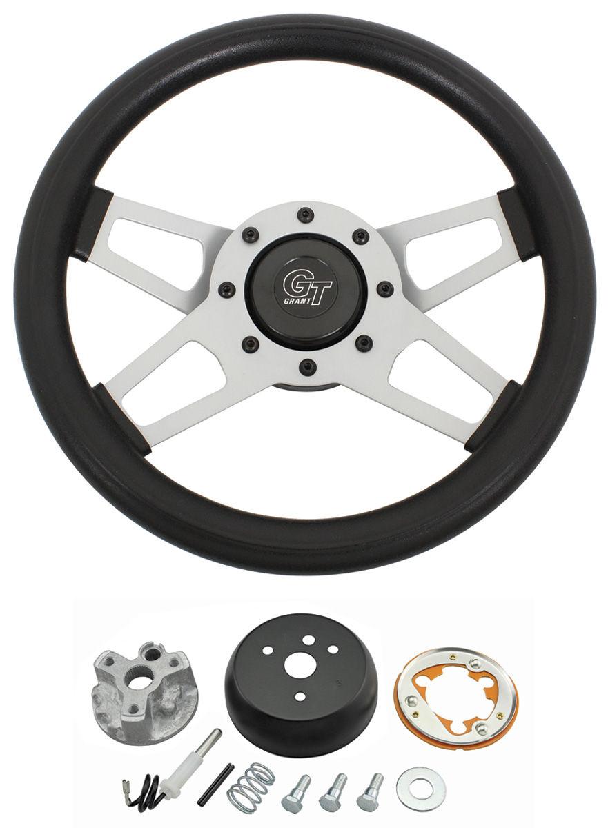 Photo of Steering Wheel, Challenger Series Satin Wheel w/tilt