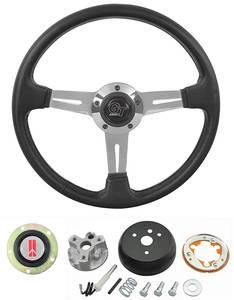 1964-66 Cutlass Steering Wheels, Elite GT w/o Tilt, by Grant