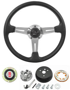 1964-66 Cutlass Steering Wheels, Elite GT w/o Tilt