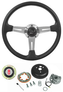 1969-77 Cutlass Steering Wheels, Elite GT Standard Column