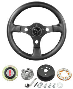 1964-66 Cutlass Steering Wheels, Formula GT w/o Tilt