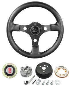 1968-1968 Cutlass Steering Wheels, Formula GT All, by Grant