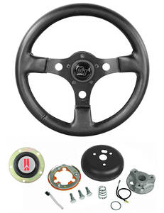 1969-1977 Cutlass/442 Steering Wheels, Formula GT Standard Column