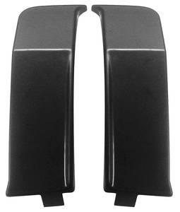 1976-1977 Cutlass Bumper Fillers Rear Rubber