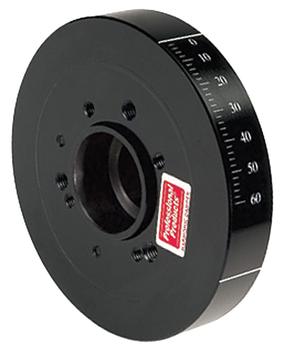 Photo of Cutlass/442 Harmonic Balancer External Balance 330/455