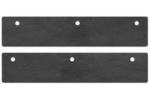 1964-65 Cutlass Splash Shield, Front End Lower Radiator (2-Piece)