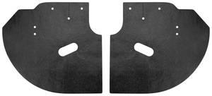 1969-72 Cutlass Splash Shield, Front End Lower Radiator, W-30/455 (2-Piece)