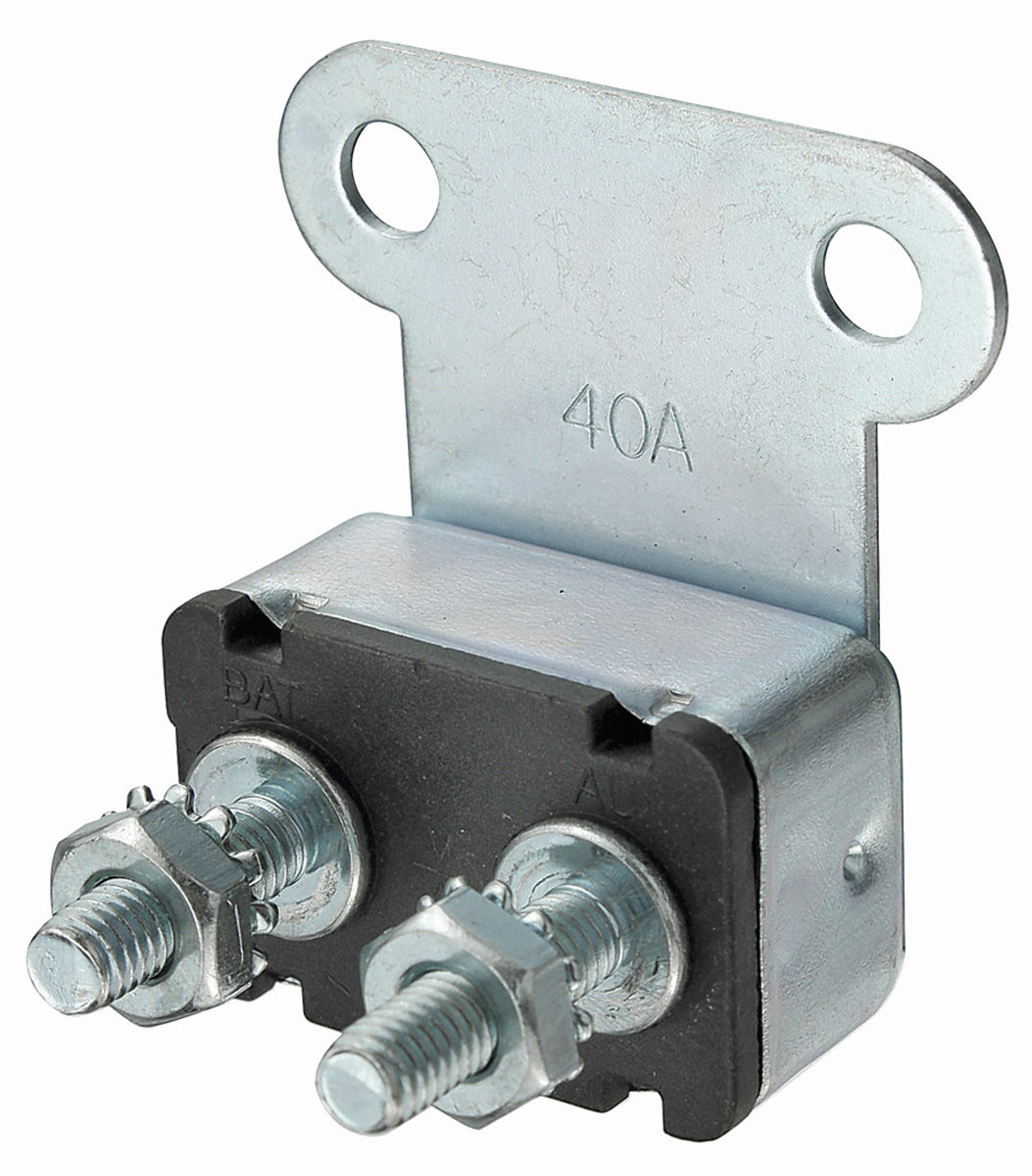 Photo of Power Accessory Circuit Breaker 40-amp, bracket mount