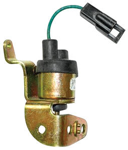 1975 Cutlass Carburetor Idle Stop Solenoid 4-BBL