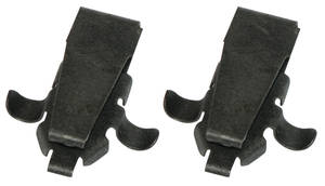 Chevelle Door Latch Rod Clips, 1969-77