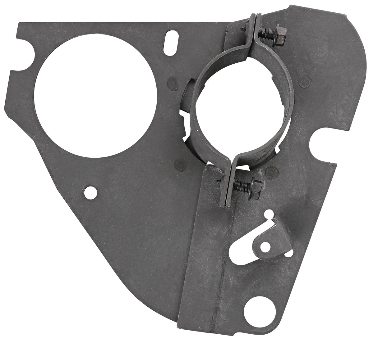 Photo of LeMans Steering Column Clamp Plates, Lower manual