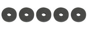 1959-1976 Bonneville Heater Box Foam Washers, by RESTOPARTS