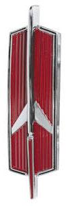 Cutlass Tailgate Emblem, 1965-67 Vista Cruiser (Rocket)