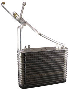 1965-1967 GTO Air Conditioning Evaporator  (late '65) w/POA