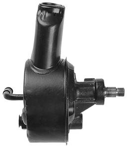 1962-1963 Cutlass Power Steering Pump (Remanufactured) w/Reservoir, Cutlass
