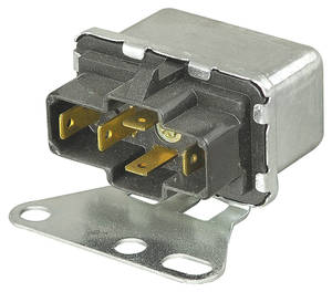 1969-70 Cutlass/442 Air Conditioning Relay (F-85) Compressor Hold-in w/o ATC