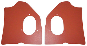 1962-1962 Cutlass Kick Panels, 1962-63 Convertible
