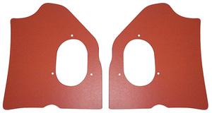 Cutlass Kick Panels, 1962-63 Convertible
