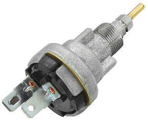 1962-63 Cutlass Wiper Switch Assembly 1-Speed