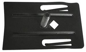 1970-1971 Cutlass Body Molding Clip Front Fender Molding Supreme