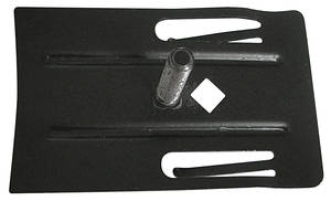 1970-71 Cutlass/442 Body Molding Clip Front Fender Molding Supreme