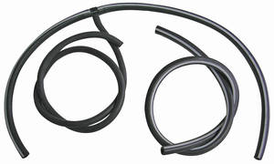 1970-72 Cutlass Vacuum Hose Kit Air Filter OAI