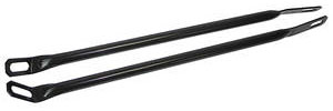 1970-72 Cutlass Bumper Support Bars Inner, 2 Pieces
