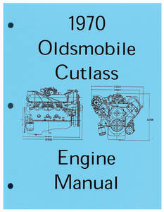 Engine Assembly Manual, Cutlass